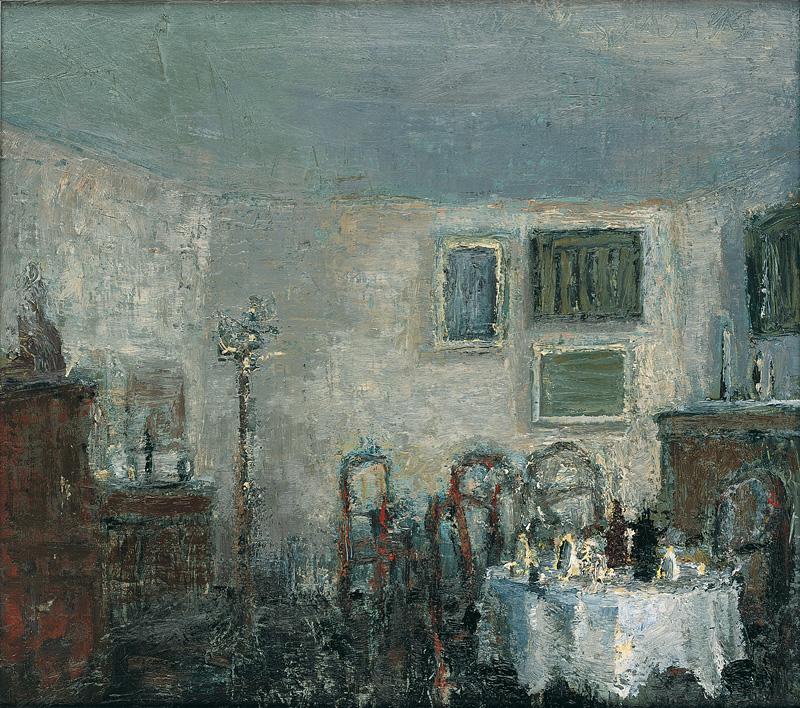 Interieur, 1999, Gerald Müller-Simon - Detailseite Kunstwerk ...