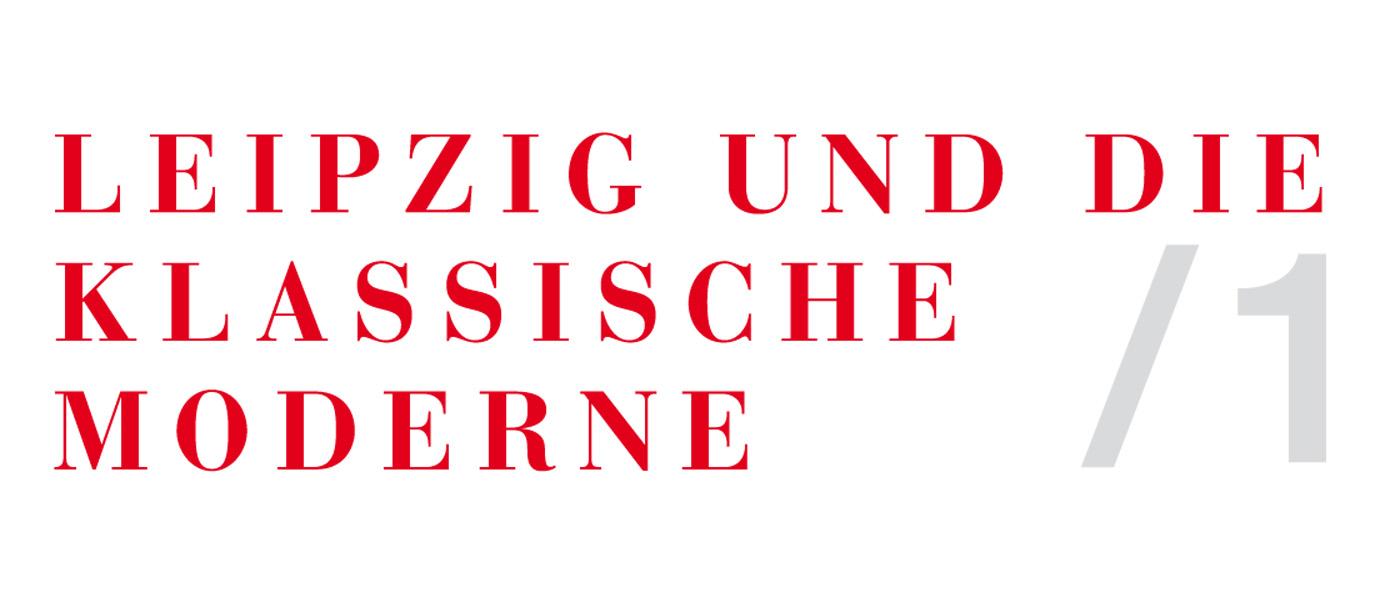 Leipzig und die klassische moderne 1 kunsthalle der for Klassische moderne