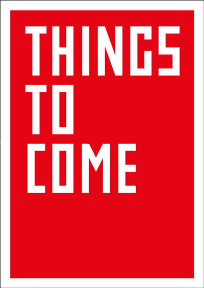 Katalog: THINGS TO COME – Zeitgenössische Objektkunst